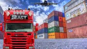 Los beneficios del envío completo en camiones