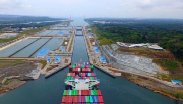 Impacto de la ampliación del Canal de Panamá en la logística global