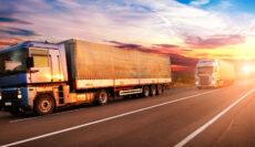 La importancia del transporte en la cadena logística